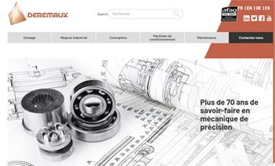 client Deremaux Sarl
