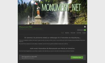 client Monument net