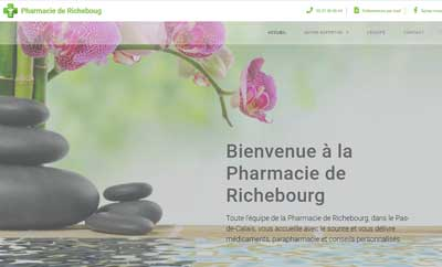 client Pharmacie de Richebourg