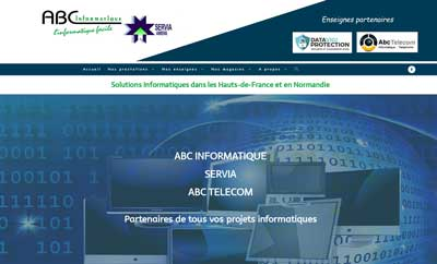 Client ABC informatique